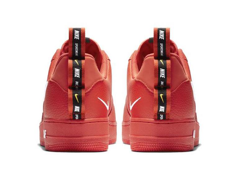 online retailer 12379 062dc Nike Air Force 1. Color  White White-Black-Tour Yellow
