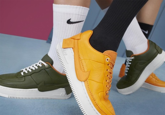These Nike Air Force 1s Are Dropping Exclusively In Berlin