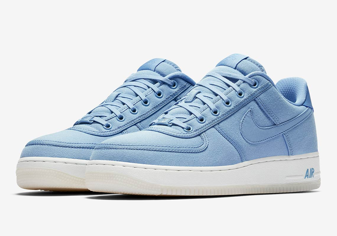 best website bd8b2 4b292 Nike Is Bringing Back Canvas Air Force 1s