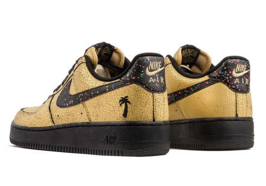 Toronto's Caribana Festival Gets A Special Nike Air Force 1 Release