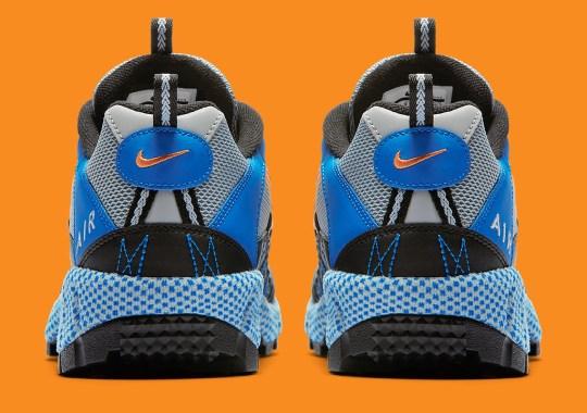 "save off 1cf45 561bd The Original ""Blue Spark"" Colorway Of Nike Air Humara Is Back"