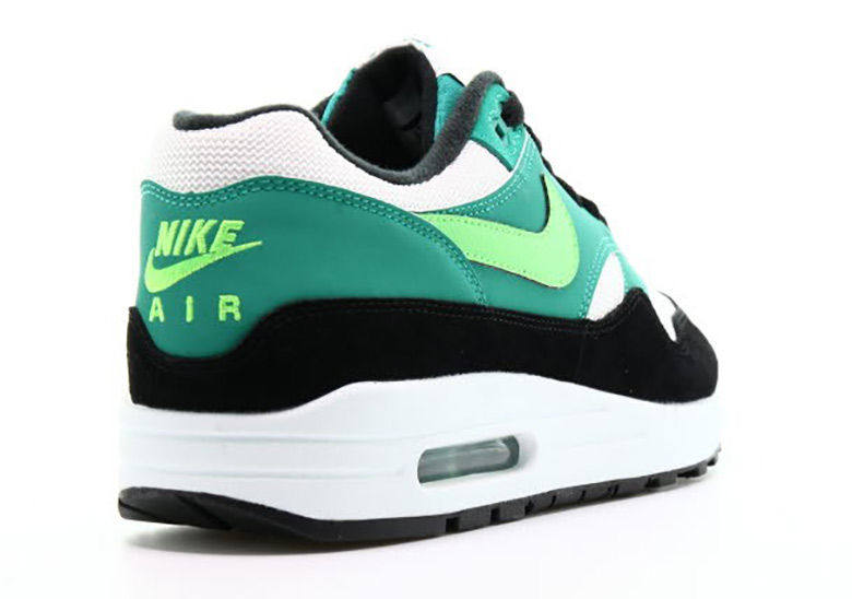 innovative design 28552 6fce0 Nike Air Max 1. AVAILABLE AT Afew Color  White Green Strike Neptune Green Black  Style Code  AH8145-107. Advertisement. Advertisement