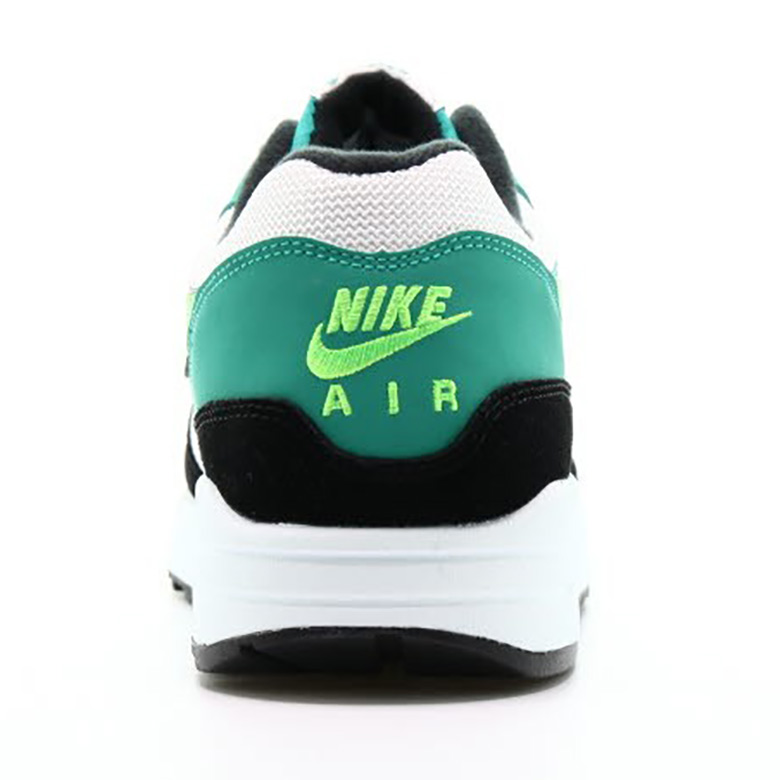 low priced 3d5d6 15d12 Nike Air Max 1. AVAILABLE AT Afew Color  White Green Strike Neptune Green  Black Style Code  AH8145-107. Advertisement. Advertisement