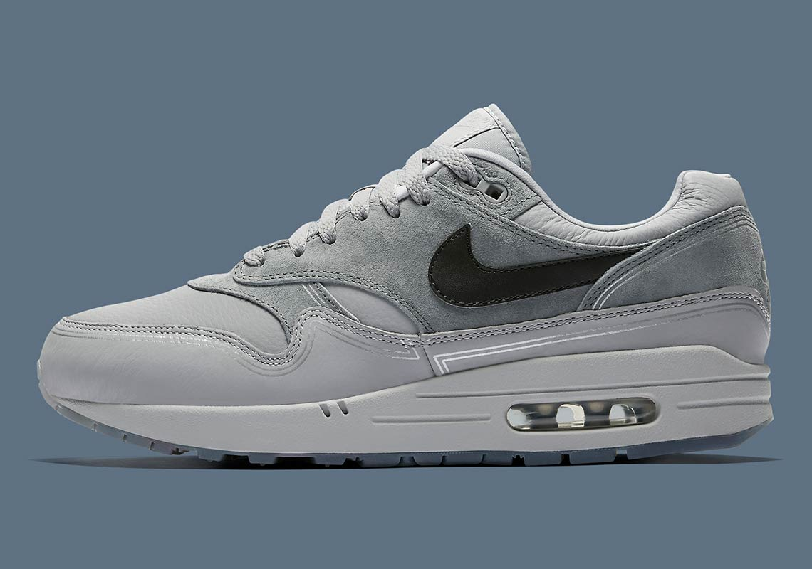Nike Air Max 1 Centre Pompidou By DayBy Night |