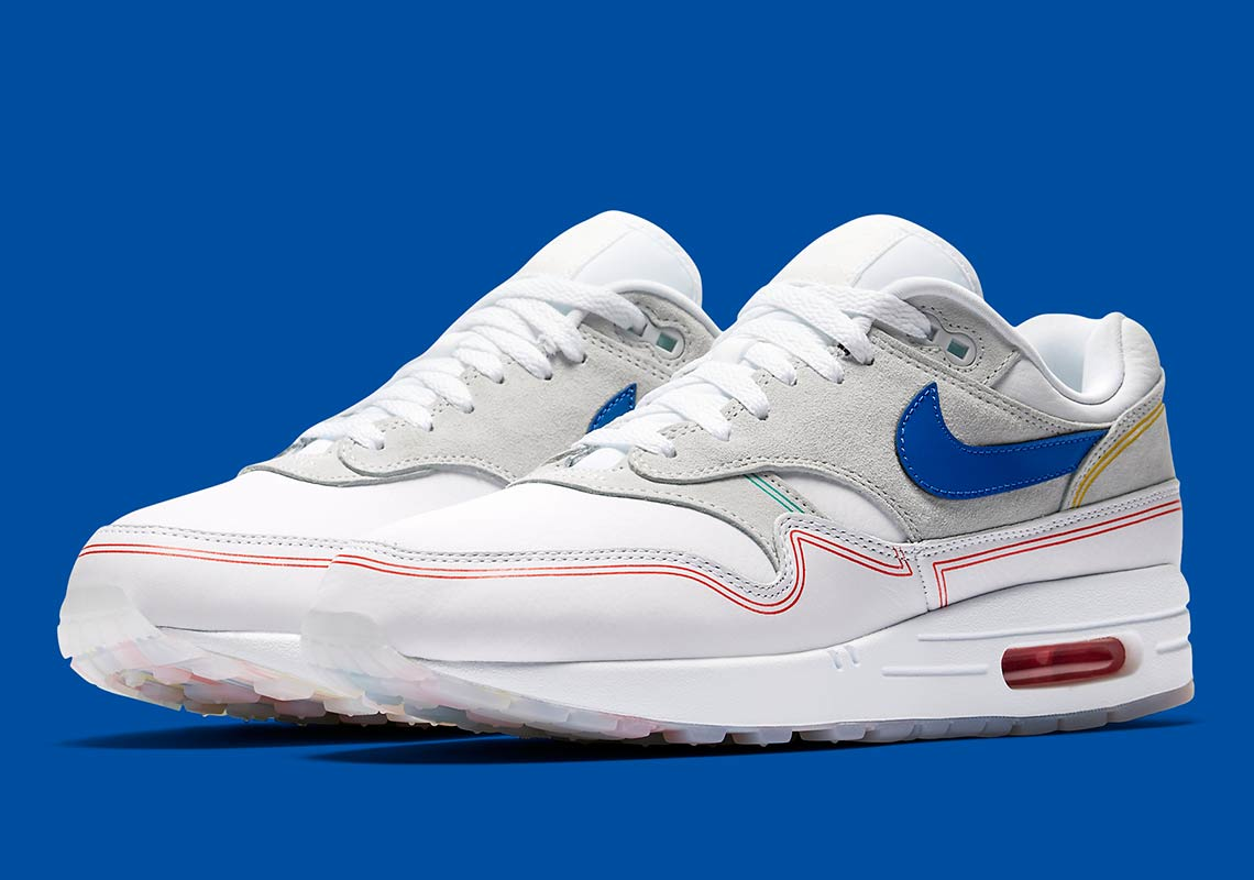 newest 5be0d 4c36d Nike Honors The Pompidou Centre, The Inspiration Behind The Air Max 1, With  Two Special Releases
