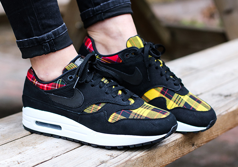 buy online 83613 668b0 ... Air Max 1 Tartan. NikeAvailable. Advertisement