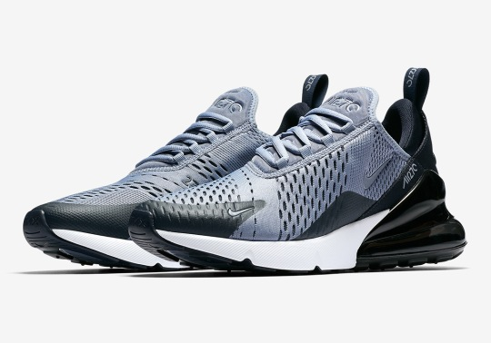 "The Nike Air Max 270 ""Ashen Slate"" Is Available Now"