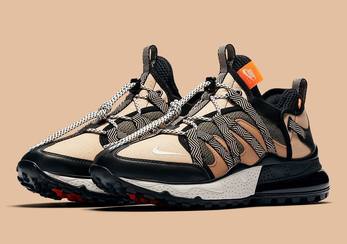 quality design df77f 44cba The Nike Air Max 270 Bowfin Channels Vintage ACG Vibes