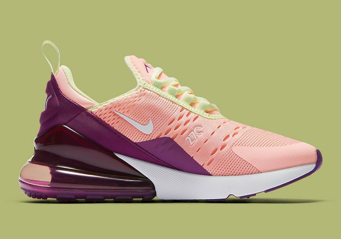 Nike Air Max 270 Pink Tint AV7965 600 Available Now