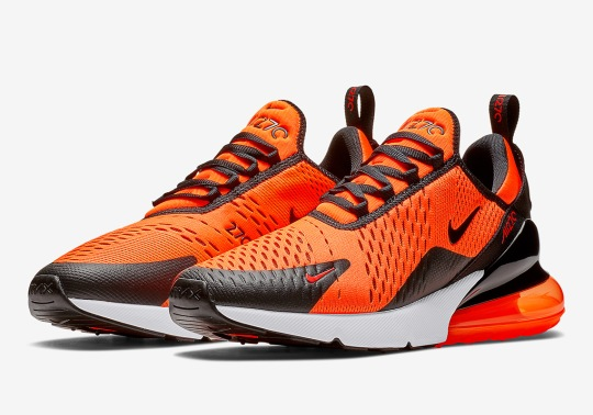 Another Bay Area Team's Colors Appears On The Nike Air Max 270