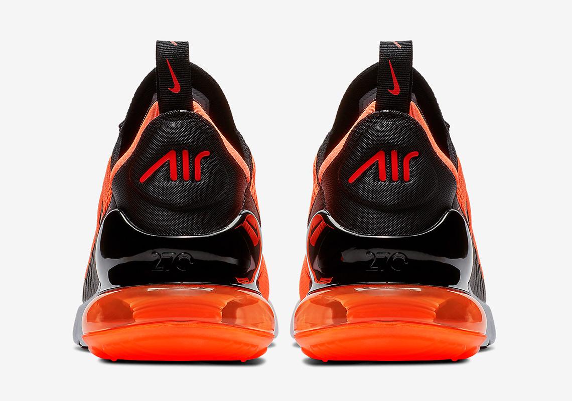 air max 270 team orange/black-white-chile red