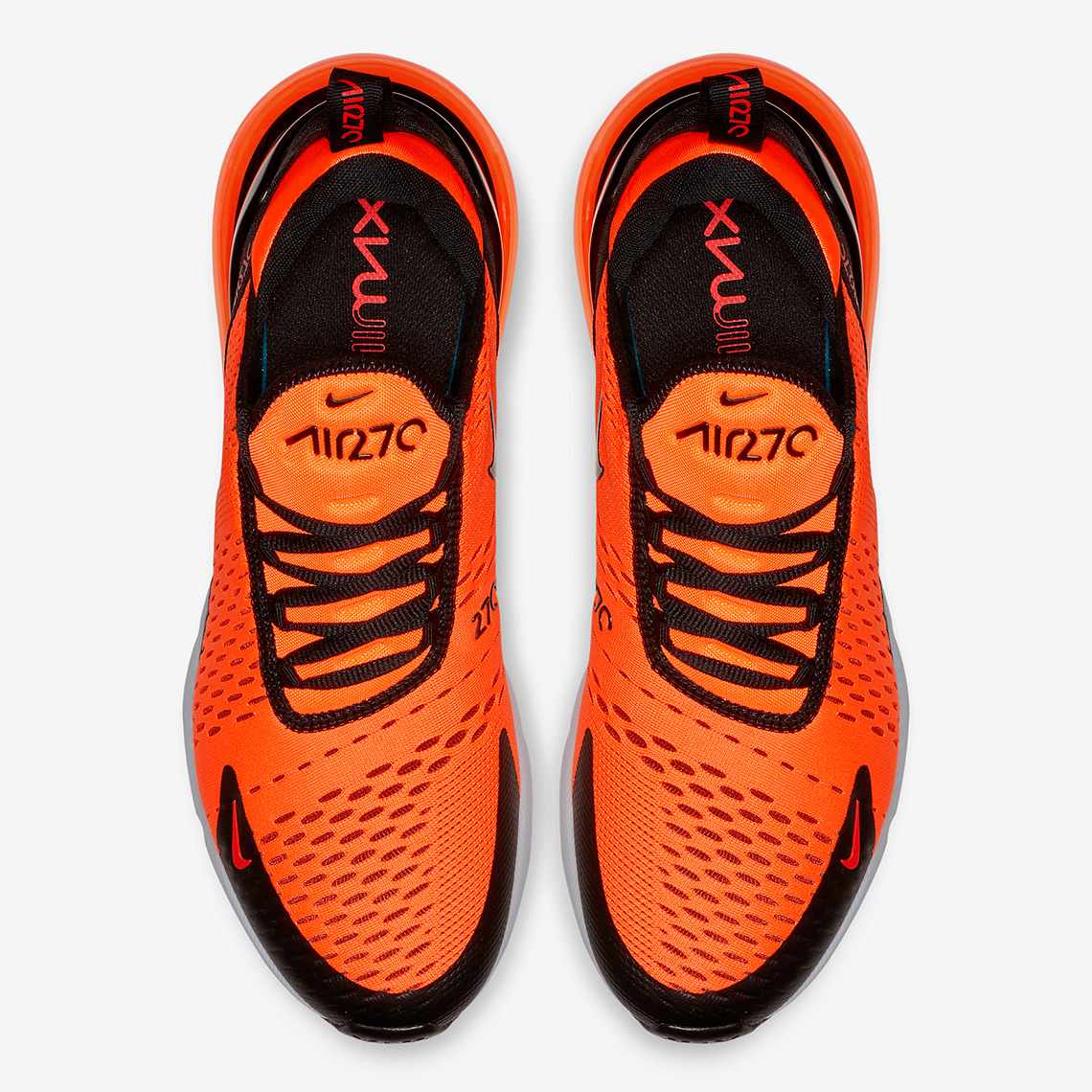 sneakers for cheap efc48 2682f Nike Air Max 270. Release Date  September, 2018  150. Color  Total Orange  Black-White-Chile Red Style Code  BV2517-800. Advertisement. Advertisement