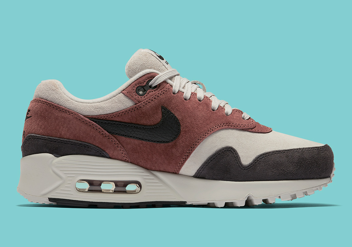 buy popular 22792 ef53f Nike Air Max 90 1 Sepia Stone Aq1273-200 Release Info   SneakerNews.com