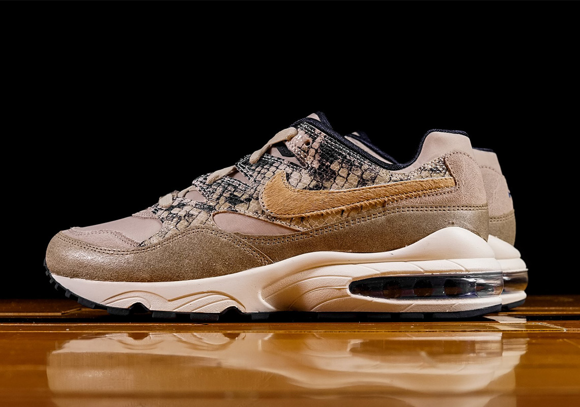 Nike Air Max 94 Snakeskin AT8439 001 Buy Now |