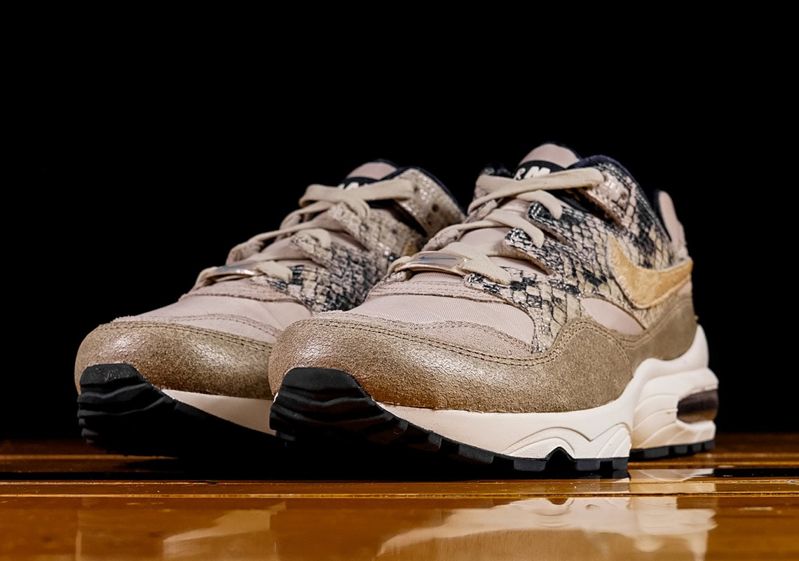 d21cd7617c Nike Air Max 94 Snakeskin AT8439-001 Buy Now | SneakerNews.com