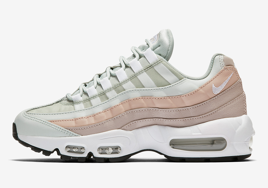 "new product 0a435 8bf05 Nike Air Max 95 ""Moon Particle"" Is Coming Soon"