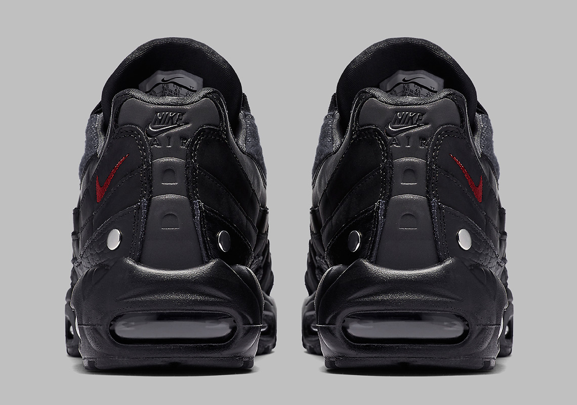 Nike Air Max 95 Metal Studs AT6146 001 Release Info