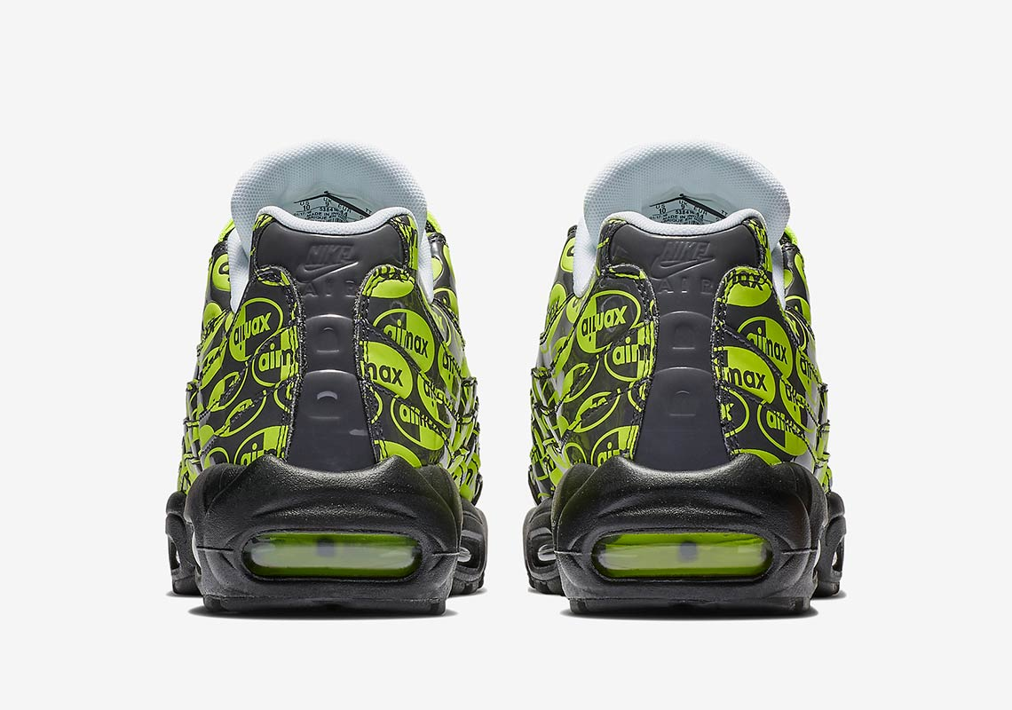 8c98bd03d98d Nike Air Max 95. AVAILABLE AT Nike Color  White Black-White