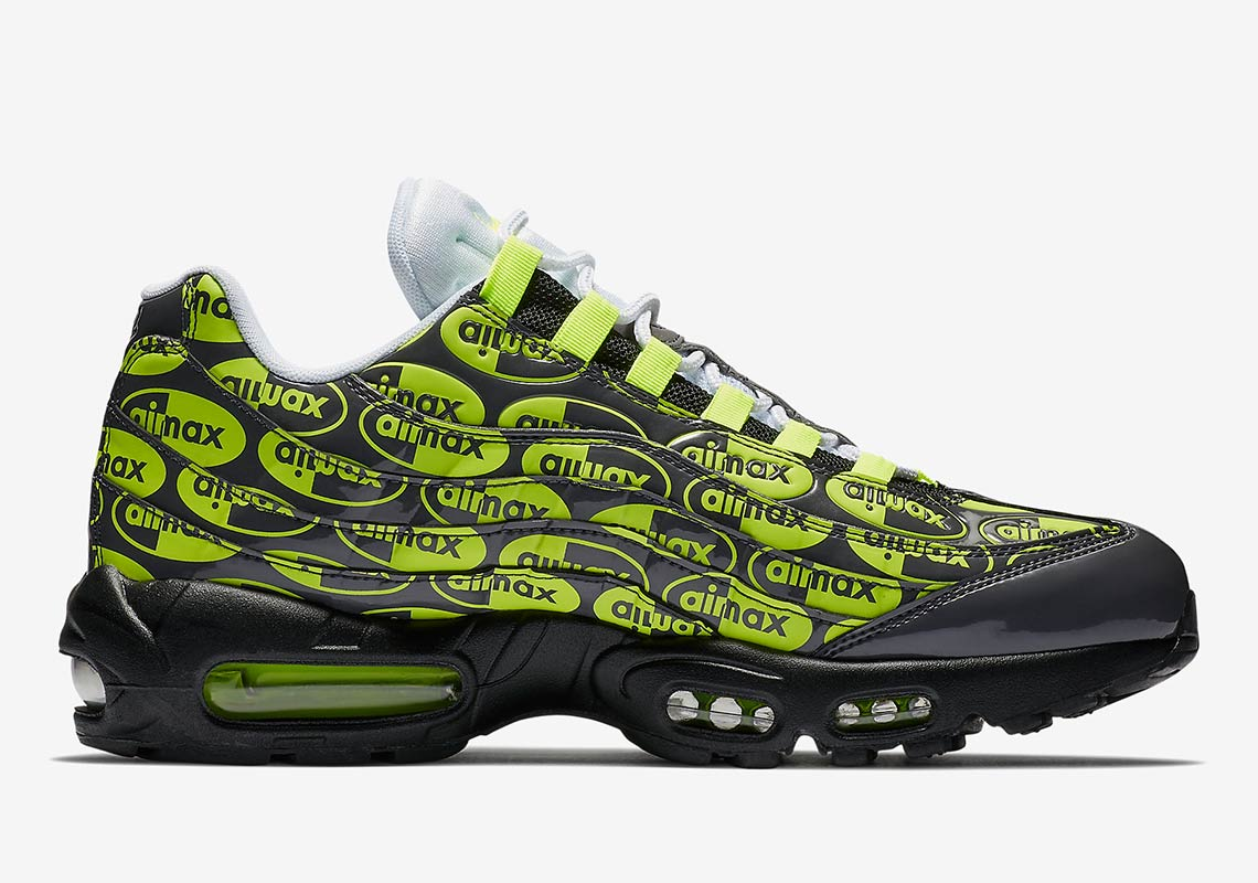 cheap for discount 4f714 82bf4 Nike Air Max 95. AVAILABLE AT Nike Color  White Black-White Style Code   538416-103