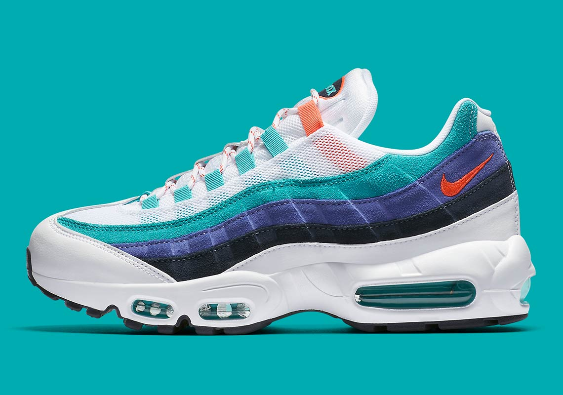 newest b118d a661e More Summer Vibes Appear On The Nike Air Max 95