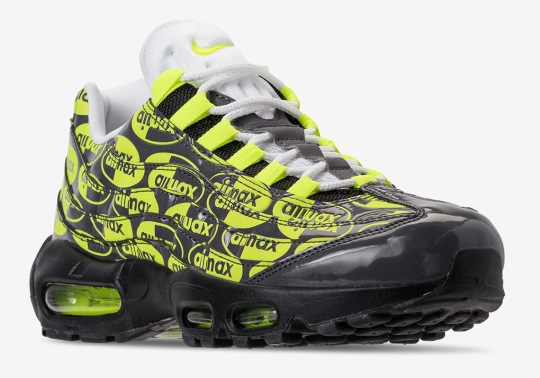 Nike Is Getting Crazy With Air Max Logos Again