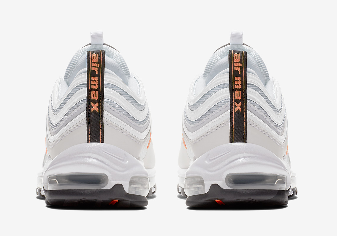air max 97 white cone
