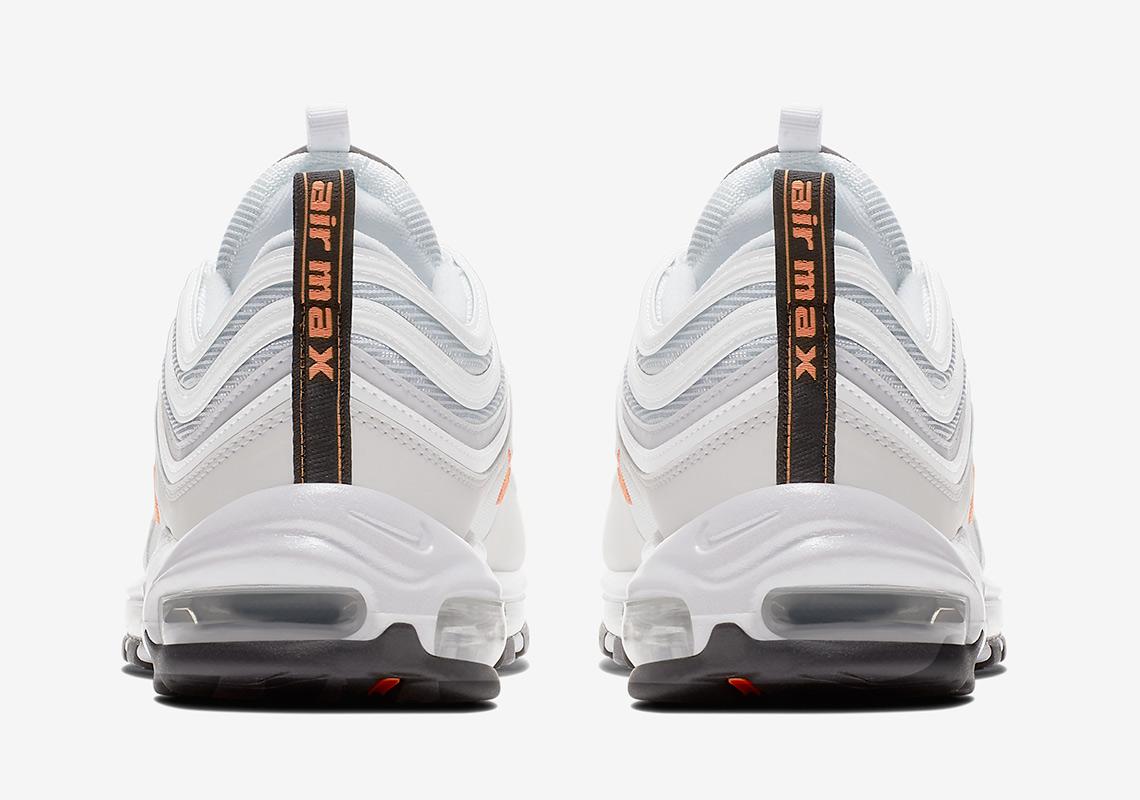 c9ab1ae80a Nike Air Max 97 Cone BQ4567-100 Release Info | SneakerNews.com