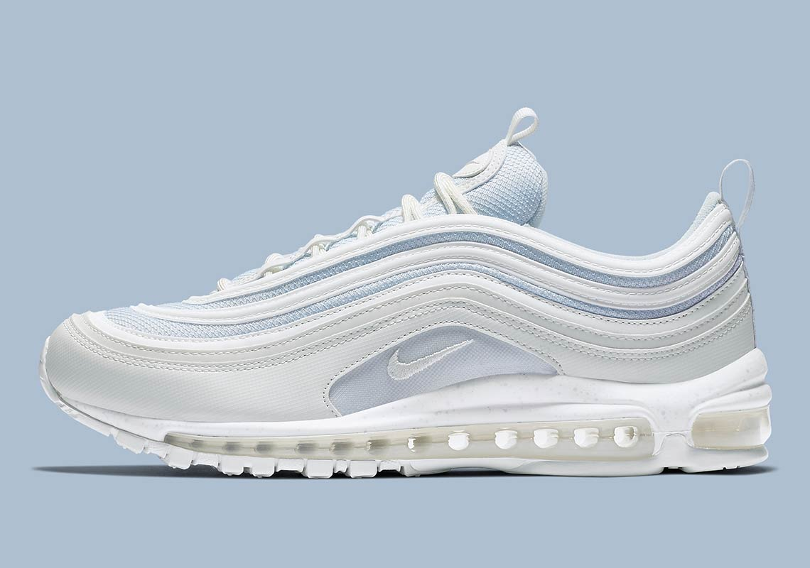 7060d4a12133 Nike Air Max 97 Light Blue 921826-104 Release Info
