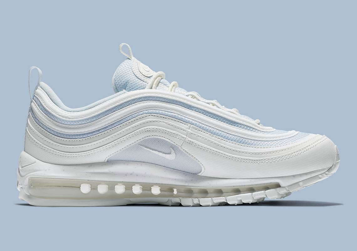big sale 2b189 05095 Nike Air Max 97 Light Blue 921826-104 Release Info   SneakerNews.com