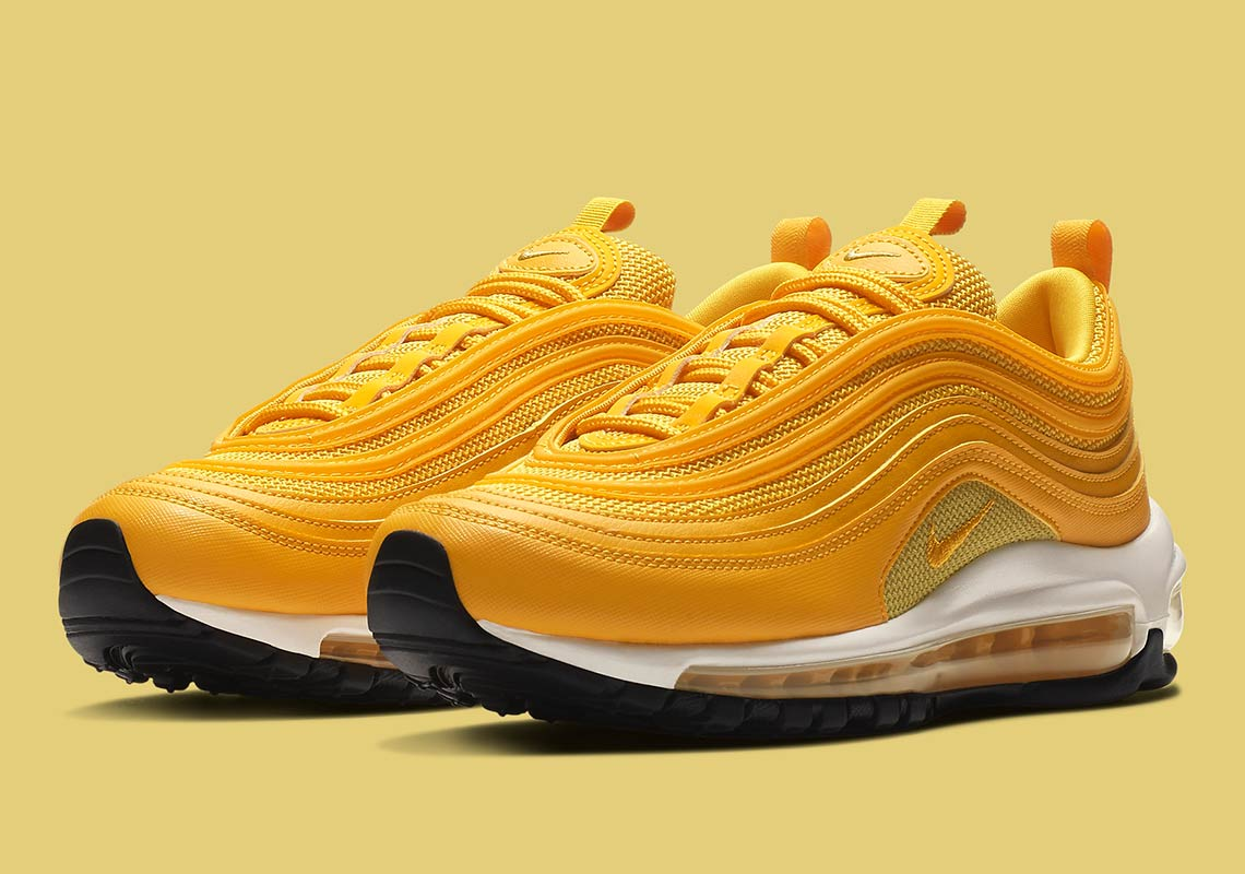the latest ab476 0997d Nike Air Max 97 Mustard Yellow 921733-701 Release Info   SneakerNews.com