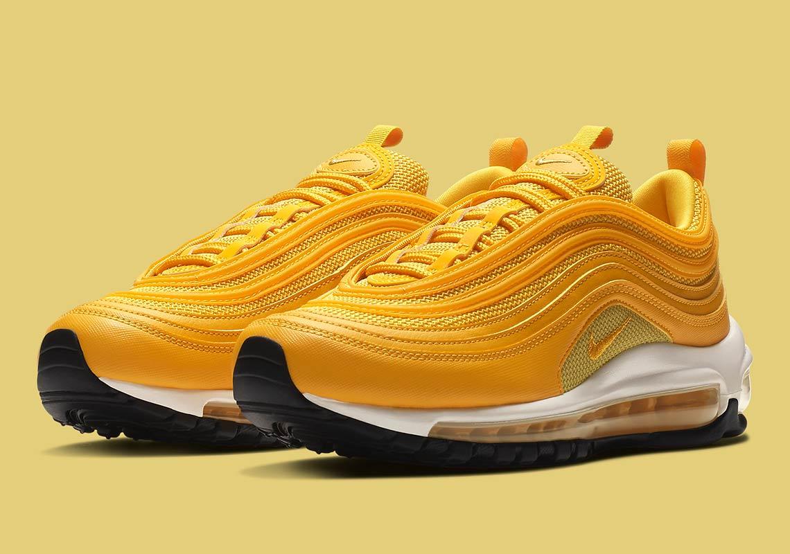nike air max 97 womens yellow