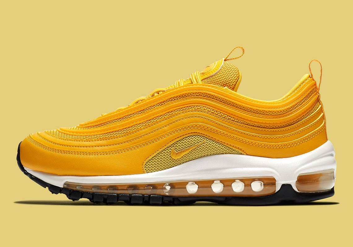 the latest a3529 fbeb0 Nike Air Max 97 Mustard Yellow 921733-701 Release Info ...