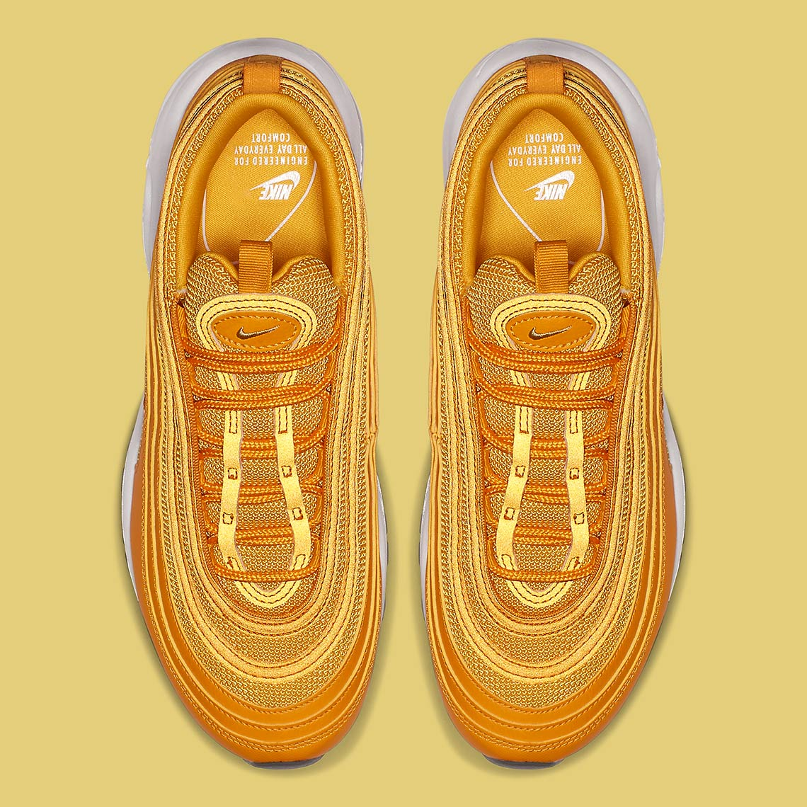 the latest dbd4e 96c09 Nike Air Max 97 Mustard Yellow 921733-701 Release Info   SneakerNews.com