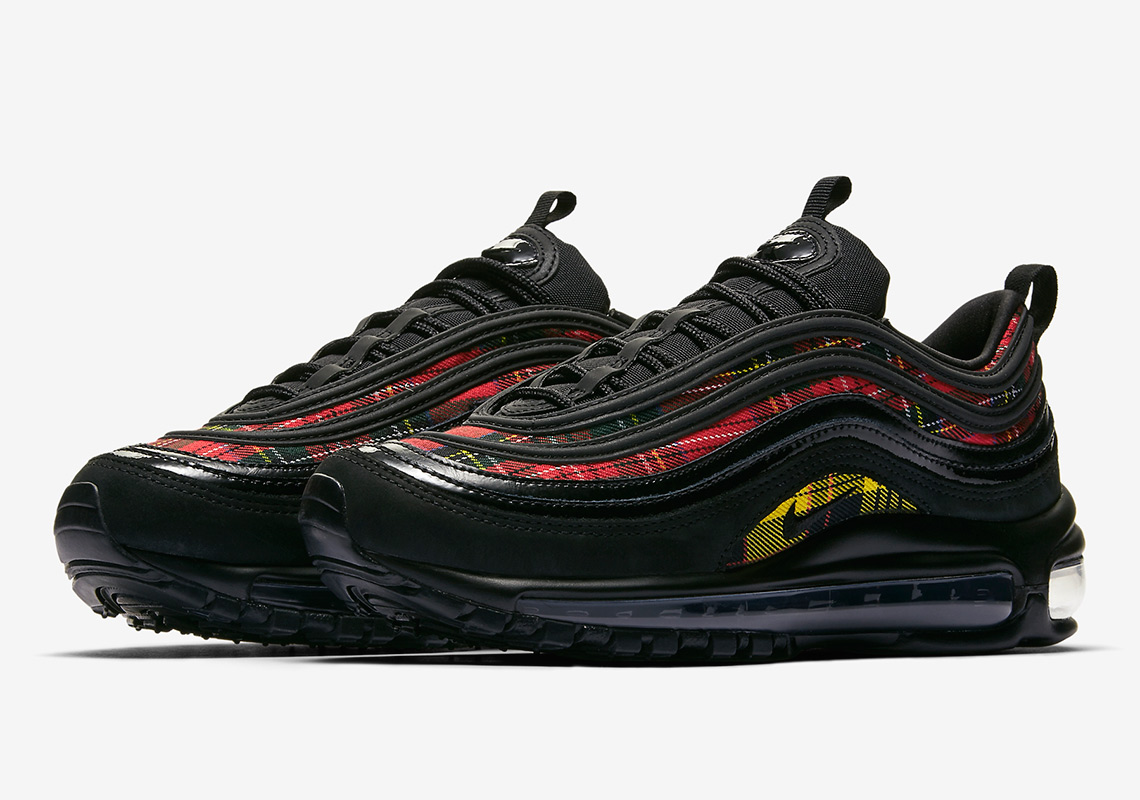 "Nike Air Max 97 SE ""Tartan"" Is Available"