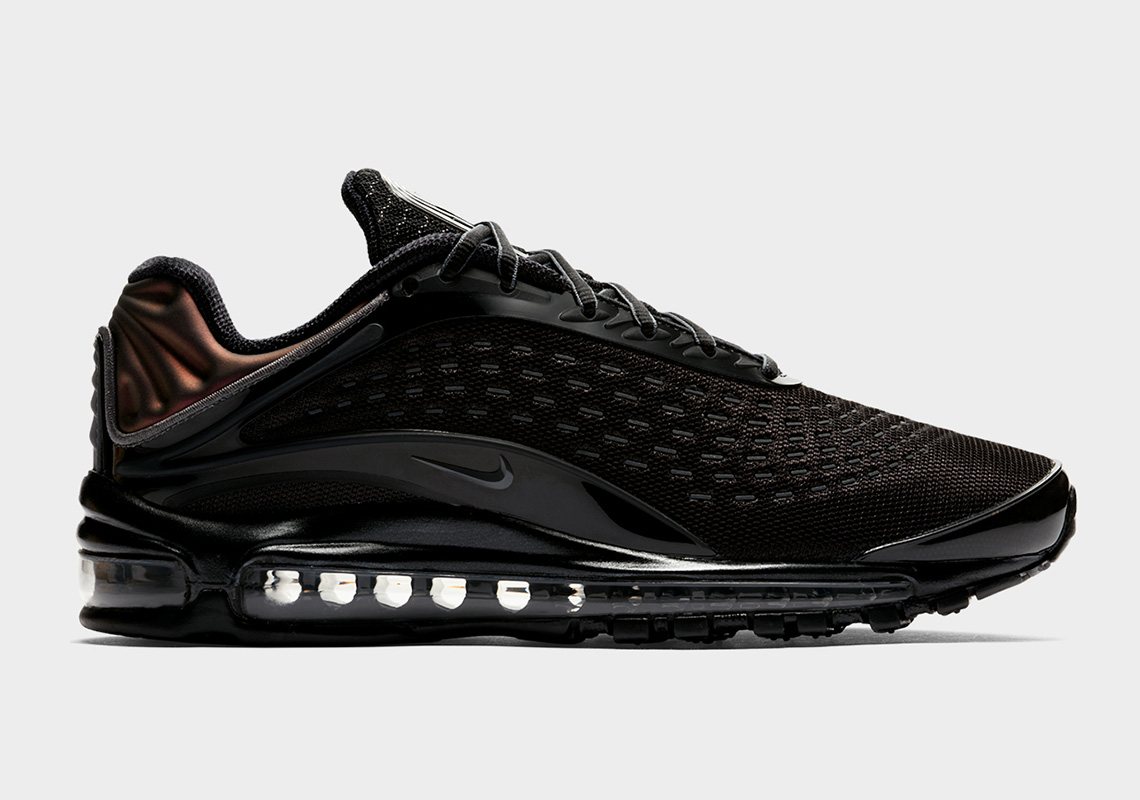 Nike Air Max Deluxe Black Grey AV2589 001 Release Info