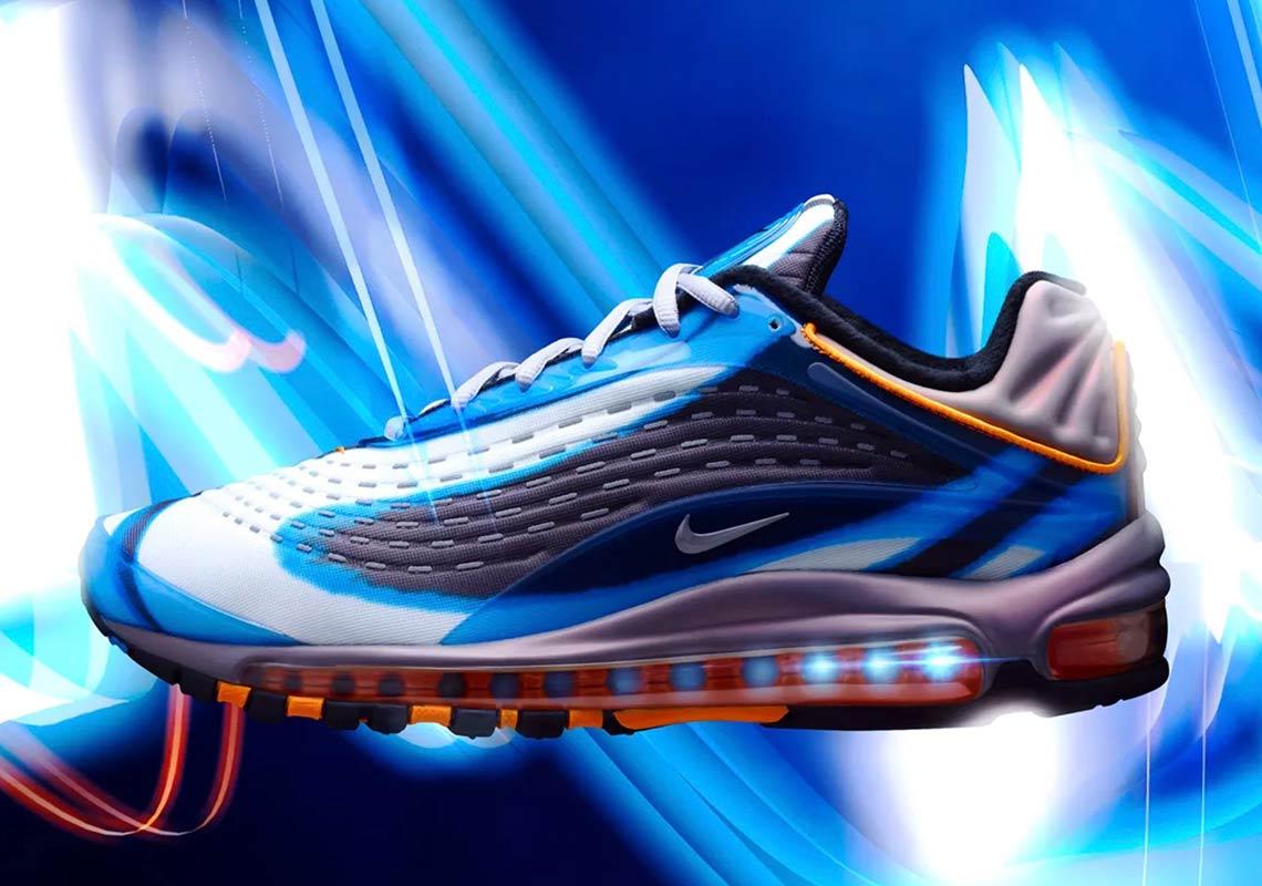 d4cf10d79dd Nike Air Max Deluxe Photo Blue AJ7831-401 US Release Info ...