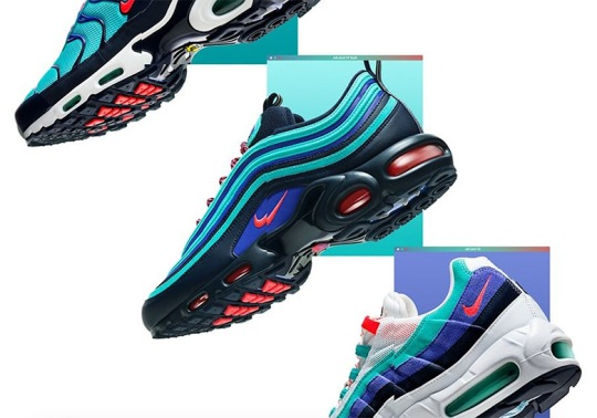 "Nike's ""Discover Your Air"" Set Of Air Max Releases This Thursday"
