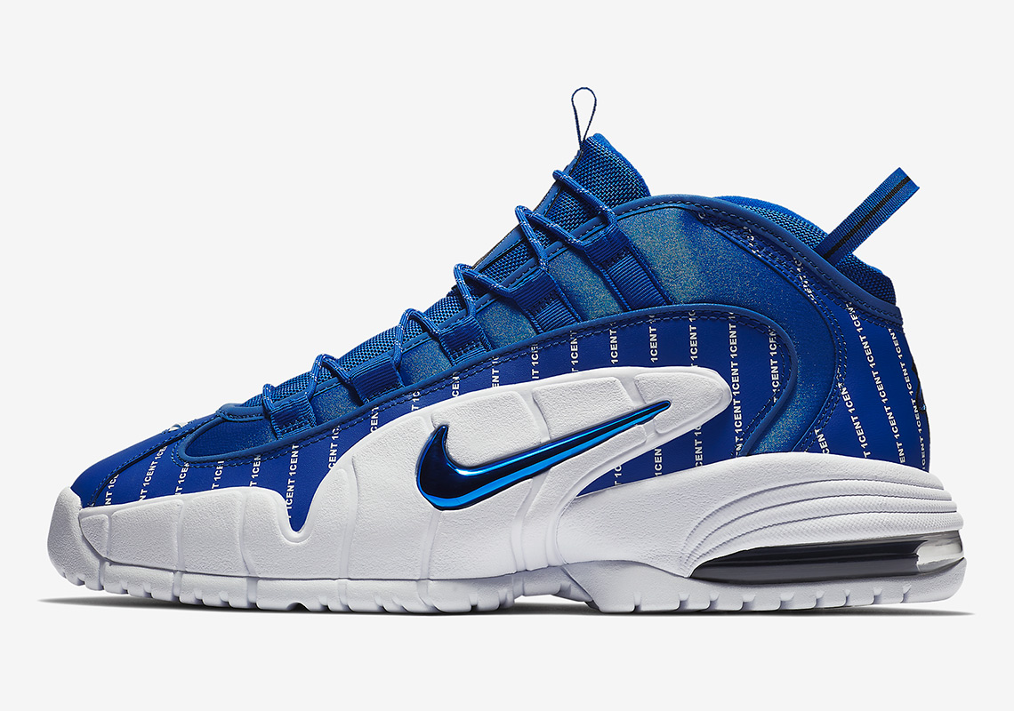 "Nike Air Max Penny 1 ""Pinstripe"" Arrives This Weekend"