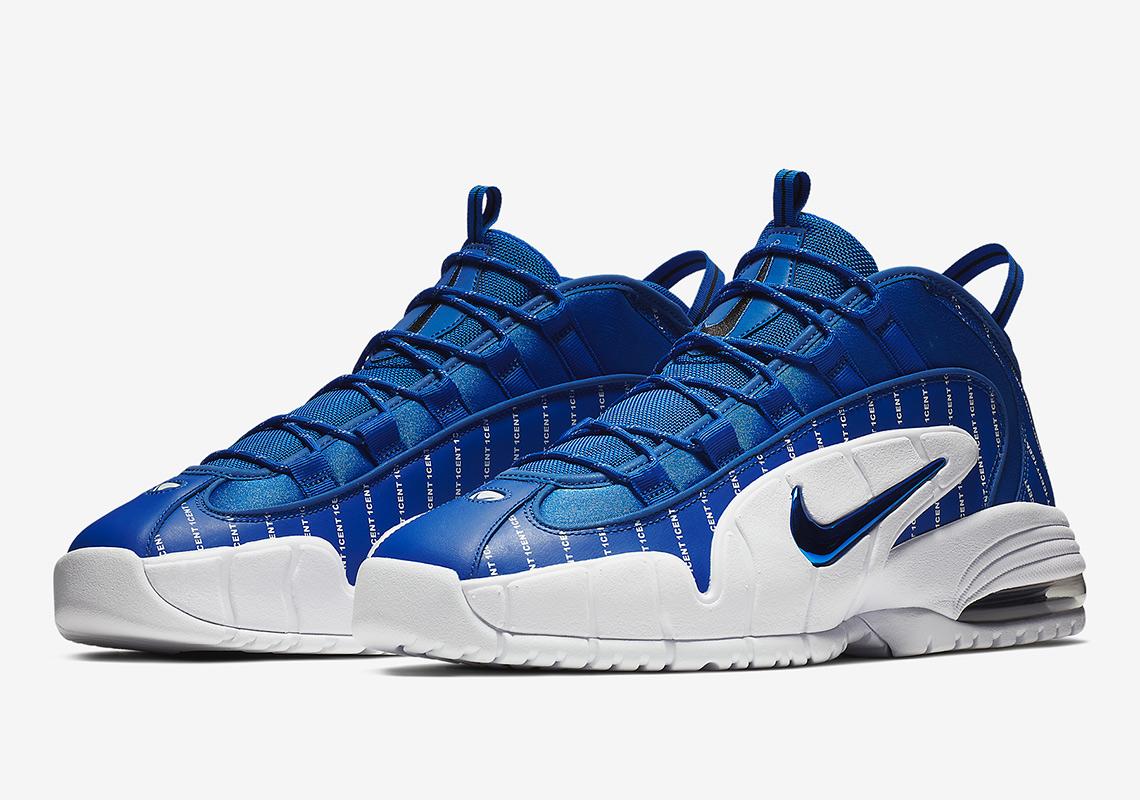 Nike Air Max Penny 1 Pinstripe AV7948 400 Release Date