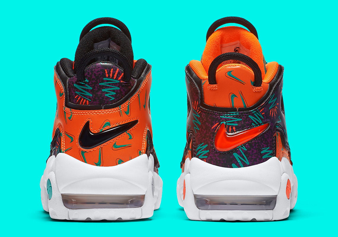 d2ece530f Nike Air More Uptempo What The 90s AT3408-800