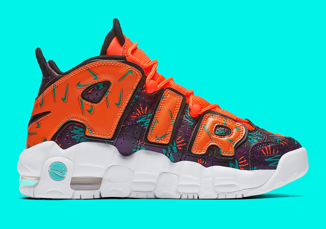 best authentic bf809 a833f Nike Air More Uptempo What The 90s AT3408-800   SneakerNews.com