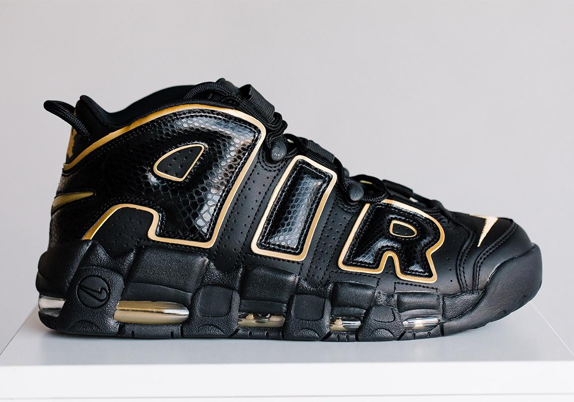 Nike Air More Uptempo EU City Pack Release Info | SneakerNews.com