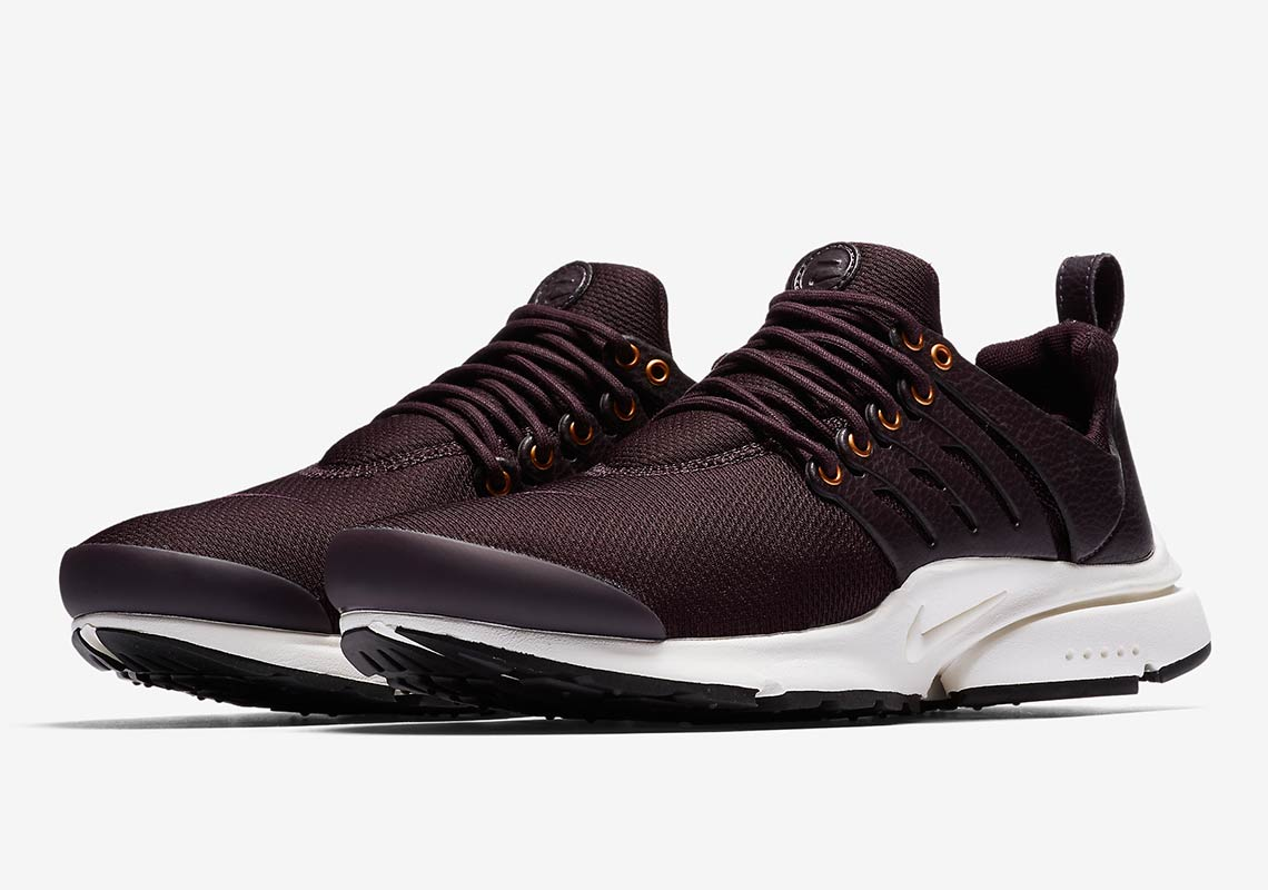 online store dc592 19b3c Nike Air Presto Premium Drops In Two New Colorways