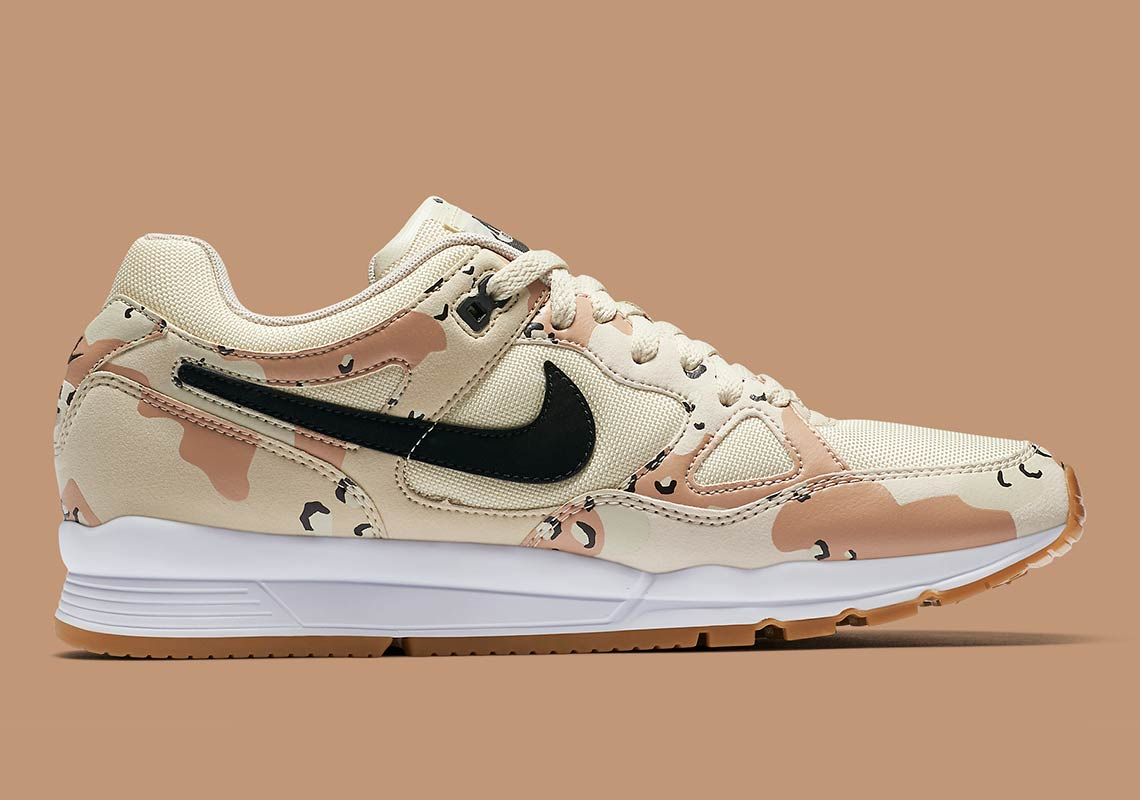 cheap for discount c76f4 1588a Nike Air Span II Desert Camo AO1546-200 Available Now   SneakerNews.com