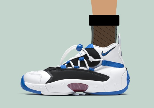 The Nike Air Swoopes II Officially Returns This Week