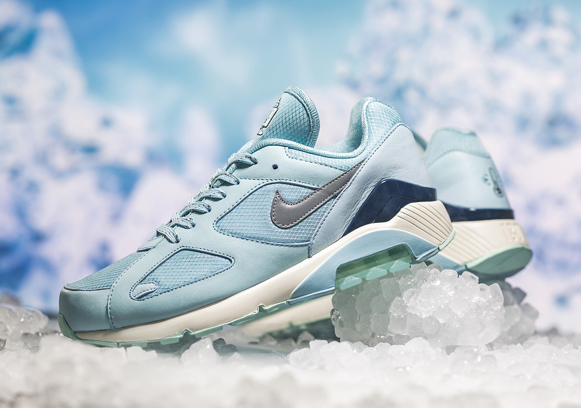 c7d6f0b4ac Want to heat up or cool down your sneaker rotation? This clever two-pack of  Air 180s is available now at EU retailers like 43einhalb for €139.95  (roughly ...