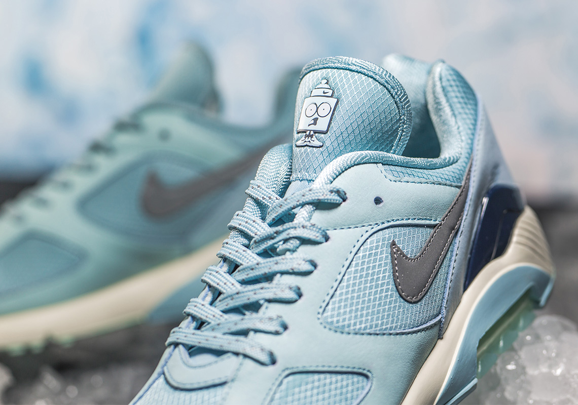 Nike Air 180 Fire + Ice Pack Available Now | SneakerNews.com