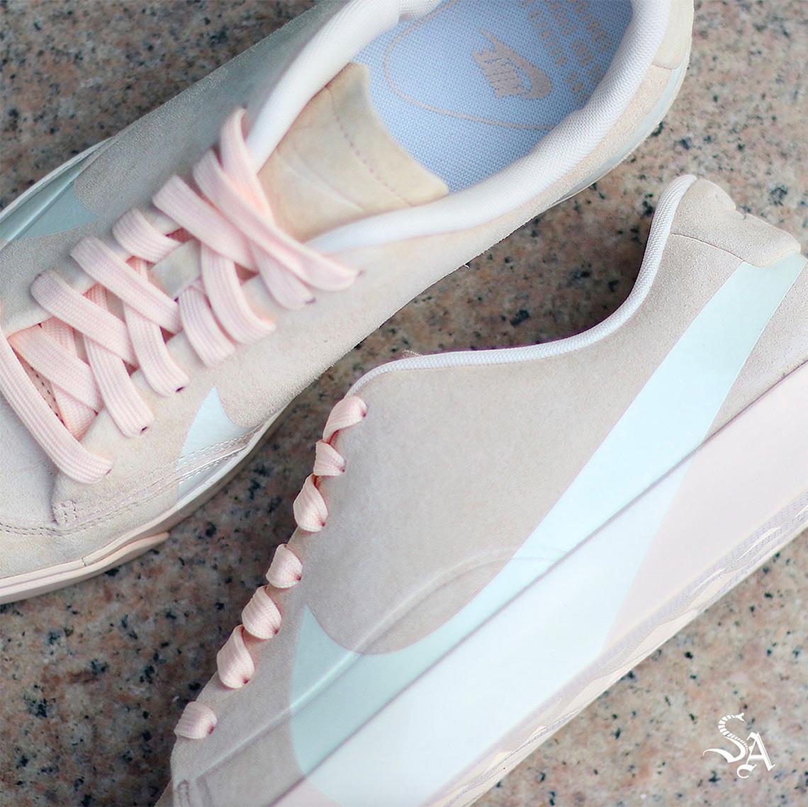 size 40 12af4 b7513 Nike Blazer City Low XS Pink White   SneakerNews.com