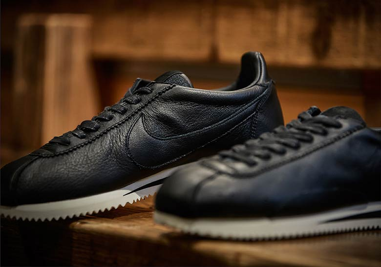 on feet images of hot products limited guantity Nike Cortez Swooshless Japan Exclusive First Look ...