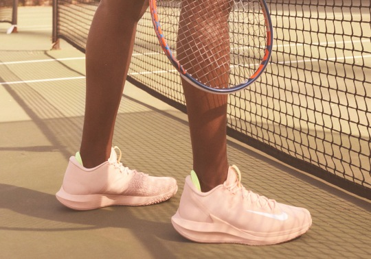 NikeCourt Reveals A New Tennis Shoe For The US Open